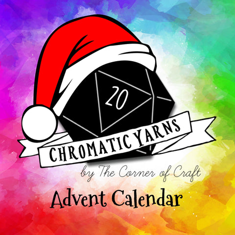 Chromatic Yarns Advent Calendar PREORDER
