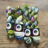 """Tusk Love"" February Preorder - Knitical Role Yarn Club Mighty Nein"