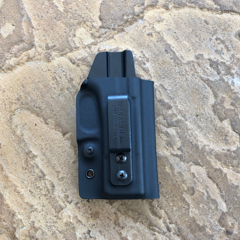 GLOCK 19 IN THE WAIST BAND (IWB) KYDEX HOLSTER RIGHT HAND CARRY