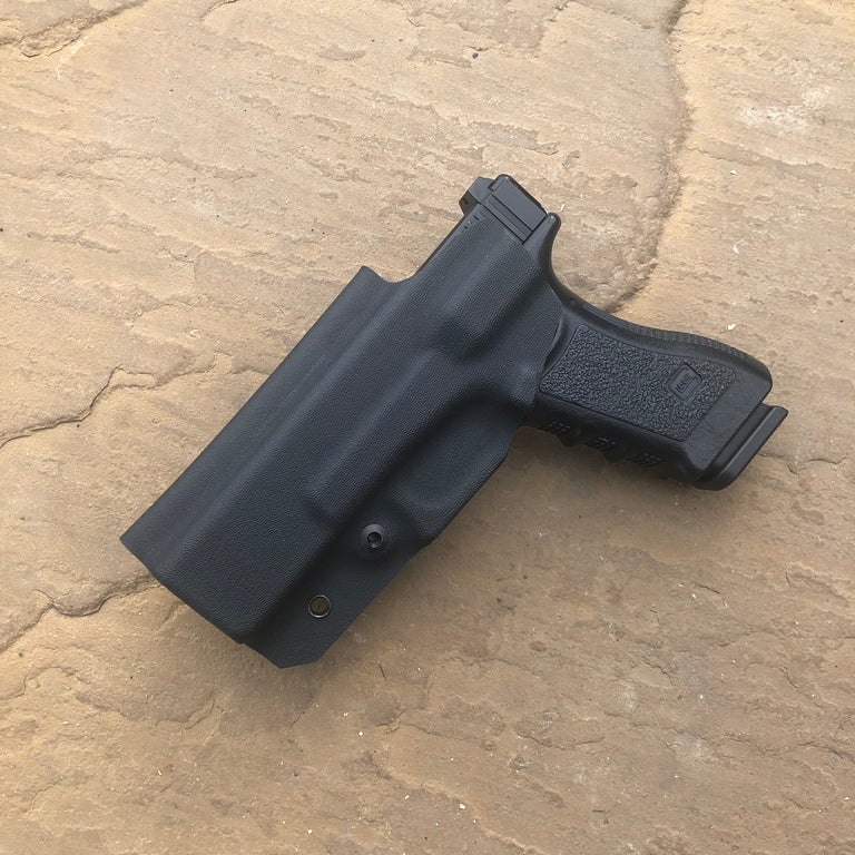 GLOCK 17 IN THE WAIST BAND (IWB) KYDEX HOLSTER RIGHT HAND CARRY