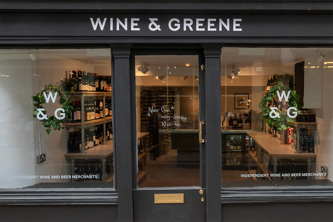 Wine & Greene Totnes