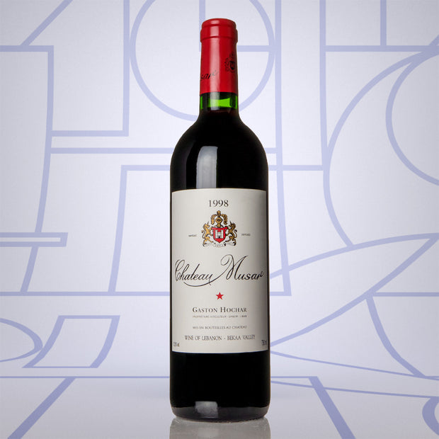 Chateau Musar 1998 Red