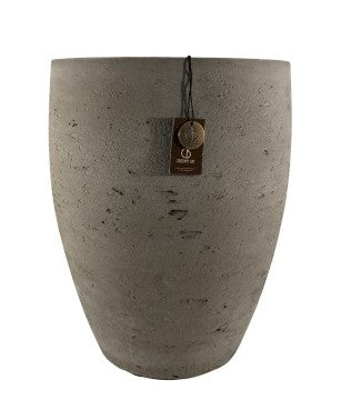 Adelaide Cement Light  Pot High Set 2  Olive 36x44 - 27x33