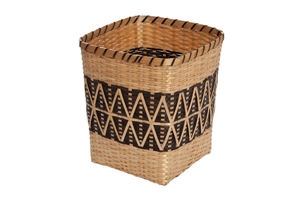 Basket Naturel/zwart