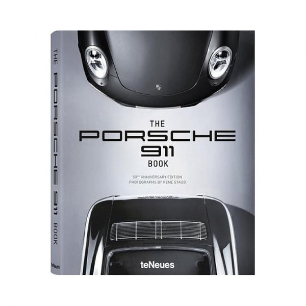 Boek The Porsche 911 Small Edition 32x25cm Zilver