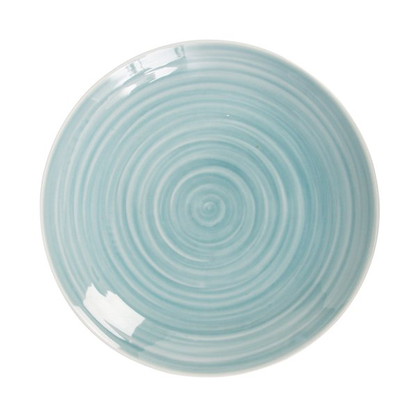 Plate Imperfect Blauw 20.5cm