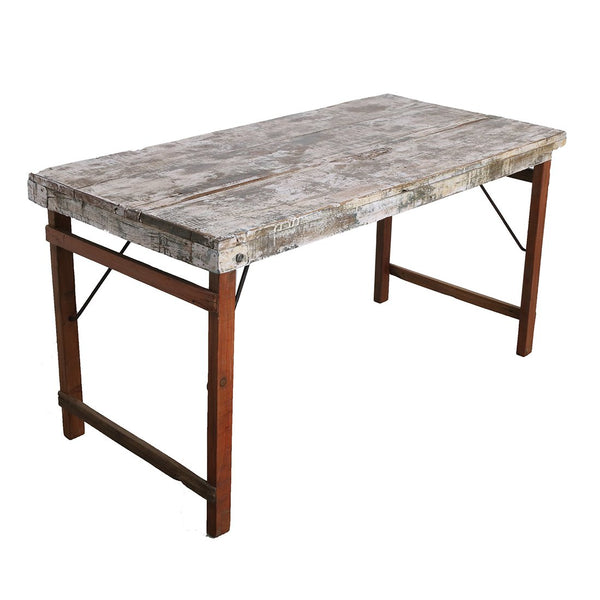 Dining Table Folding | 165x70x76 cm | Wit