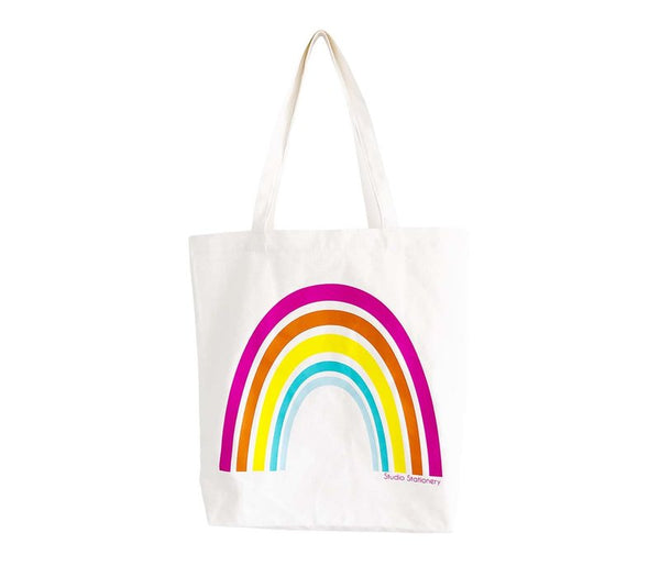 Tote Bag Rainbow, Per 3 Pieces