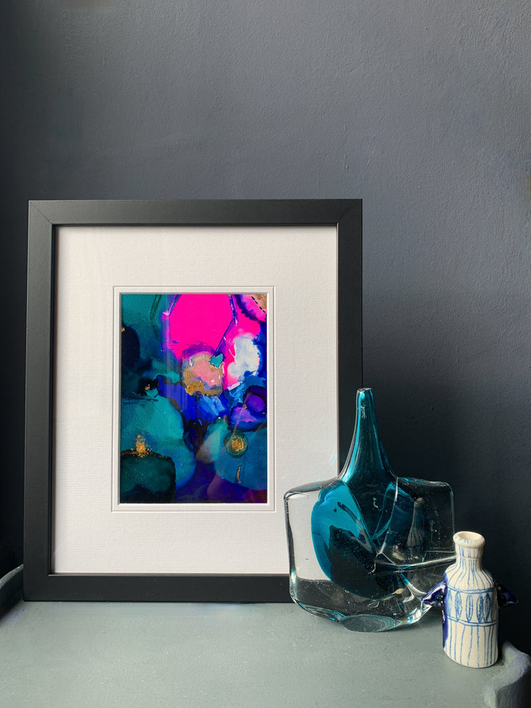 Limited edition art print by Janet Stocker