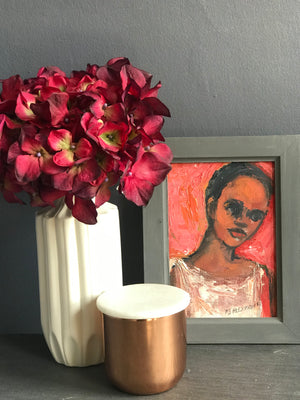 Zara - Original Oil Art Painting