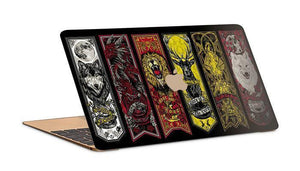 pretty nice 0b44e 31f06 game of thrones awesome MacBook Case For Macbook Pro 15 (A1286)