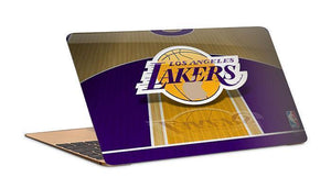 newest collection d8062 e44ff los angeles lakers nba Macbook Air 13 (A1932) 2018 Case