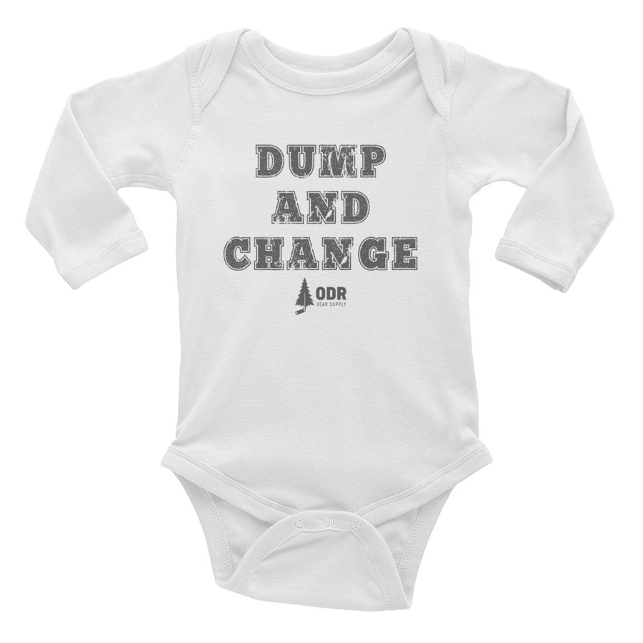 DUMP AND CHANGE BODYSUIT