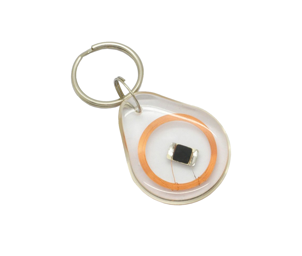 Anatomy of an RFID tag