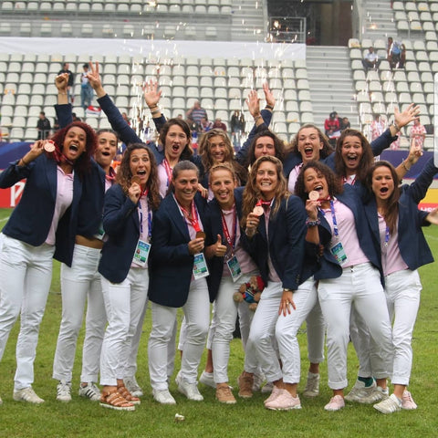 Sevens France Team Picture