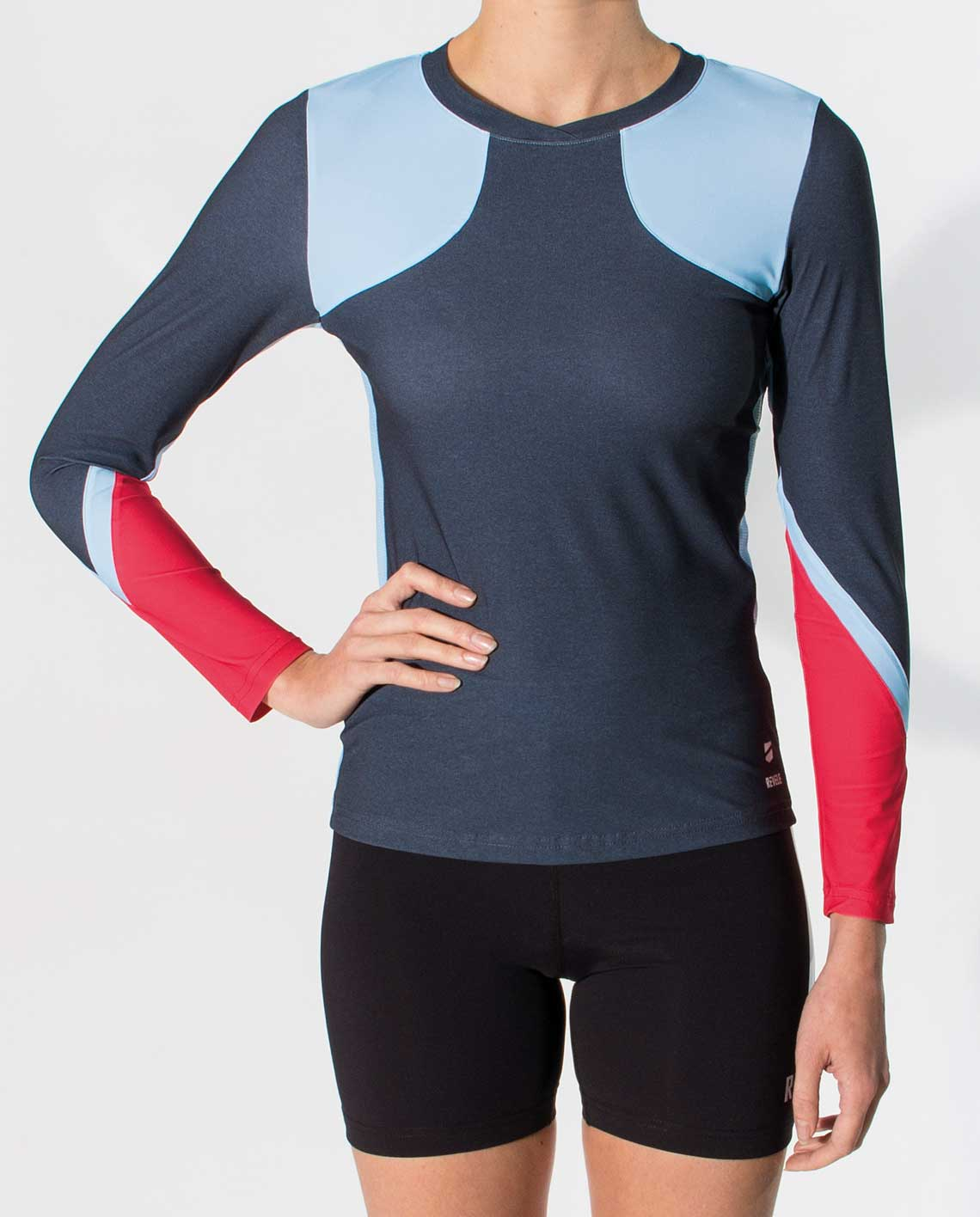women's sport second-skin baselayer