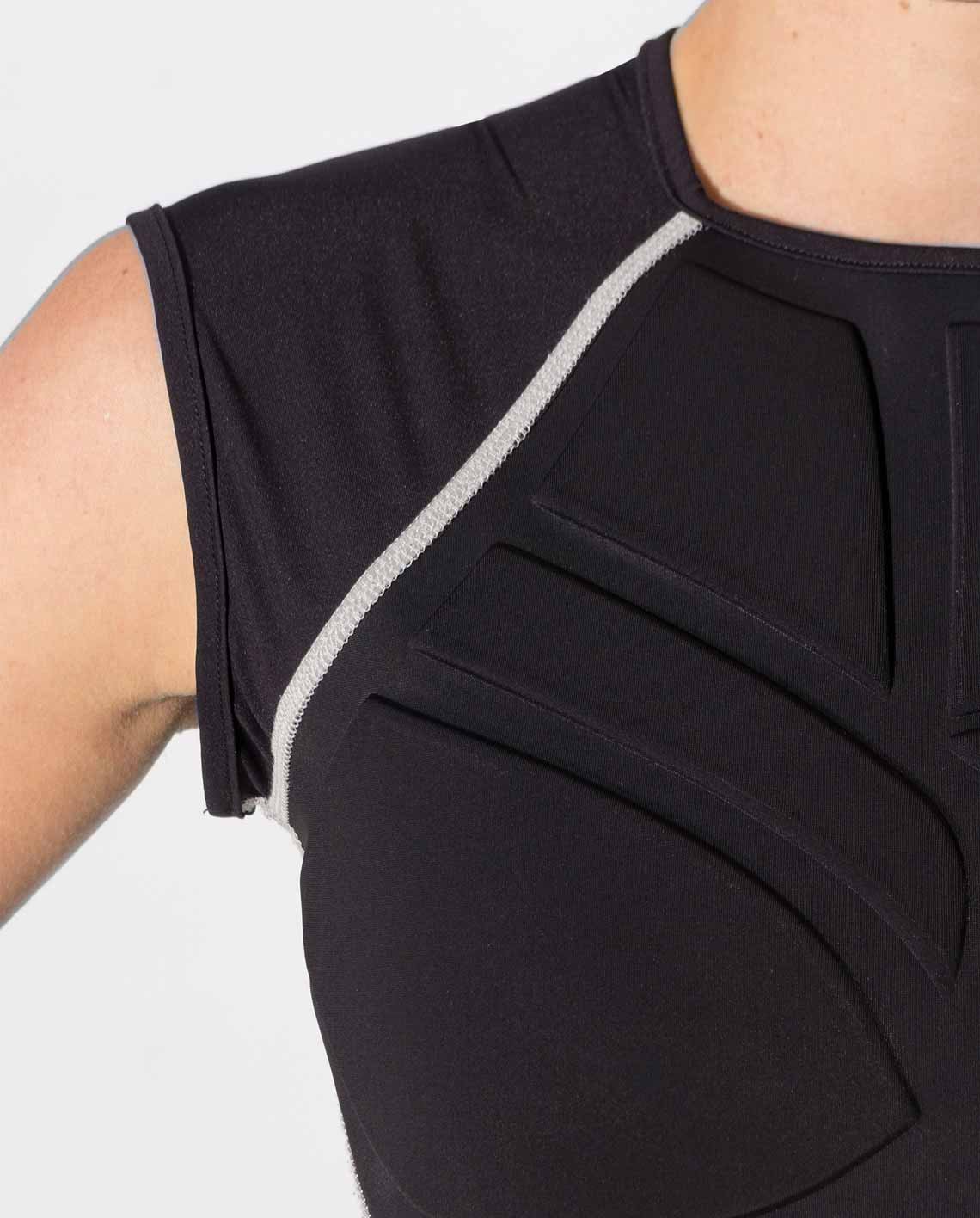 soft bust padding for martial arts