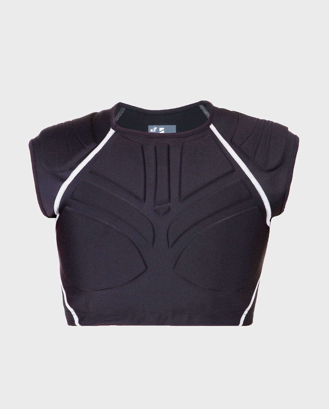 the revelia chest and shoulders protection for contact sports