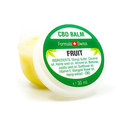 CBD Salve Fruit