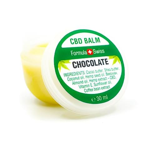 CBD Salve Chocolate