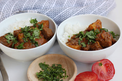 Meat and Potato Curry