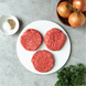 Angus Beef Burgers 85/15 | Approx. 1 lb. | 4 Pieces