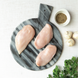 Boneless Skinless Breast Fillets | Approx. 1.3 lbs. | 2-3 pieces
