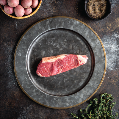 Grass Fed Strip Loin Steak | Home Meat Delivery
