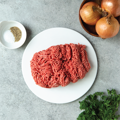 Crescent Foods Angus Ground Beef 90/10 | Home Meat Delivery