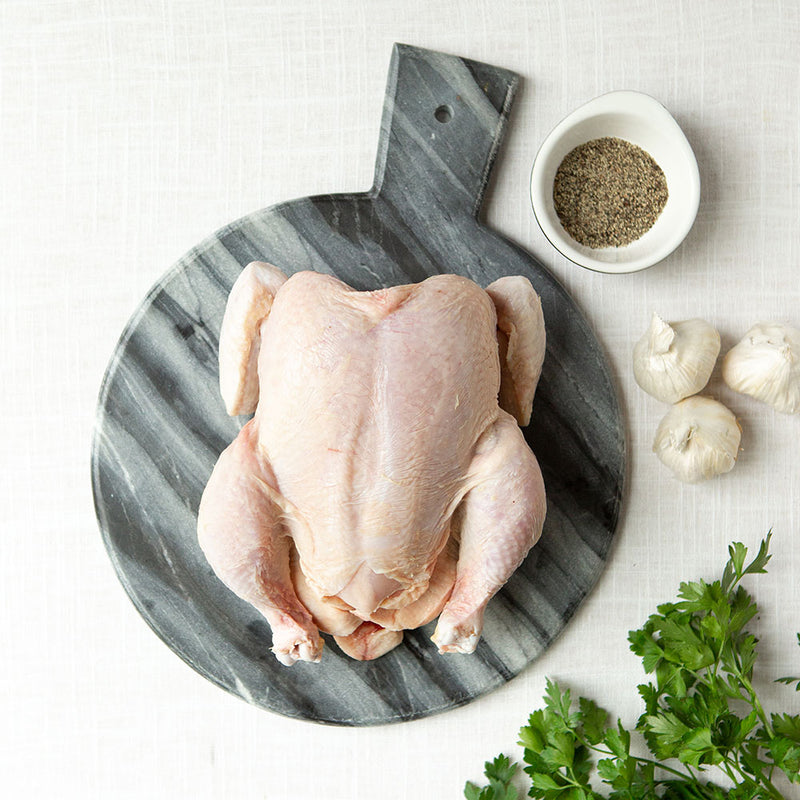 Crescent Foods All Natural Whole Chicken