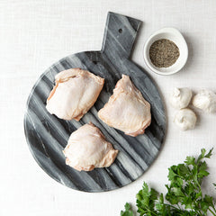 Crescent Foods All Natural Premium Chicken Thighs