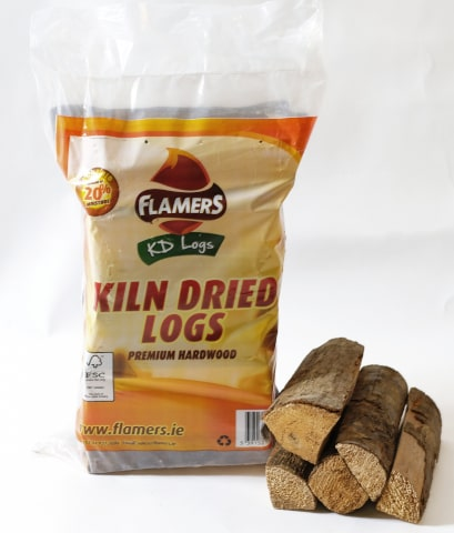 Flamers Kiln Dried Logs