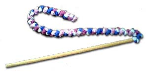 Crocheted Wand