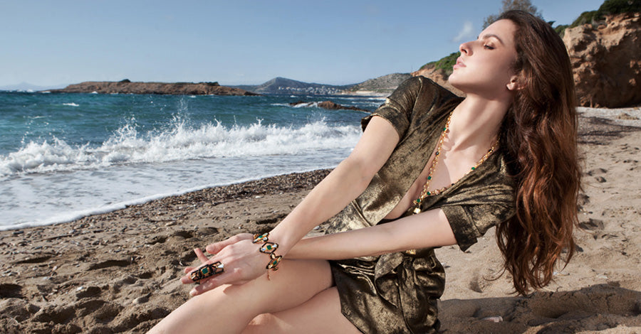 This Free-Spirited Jewelry Will Make You Feel Like a Greek Goddess