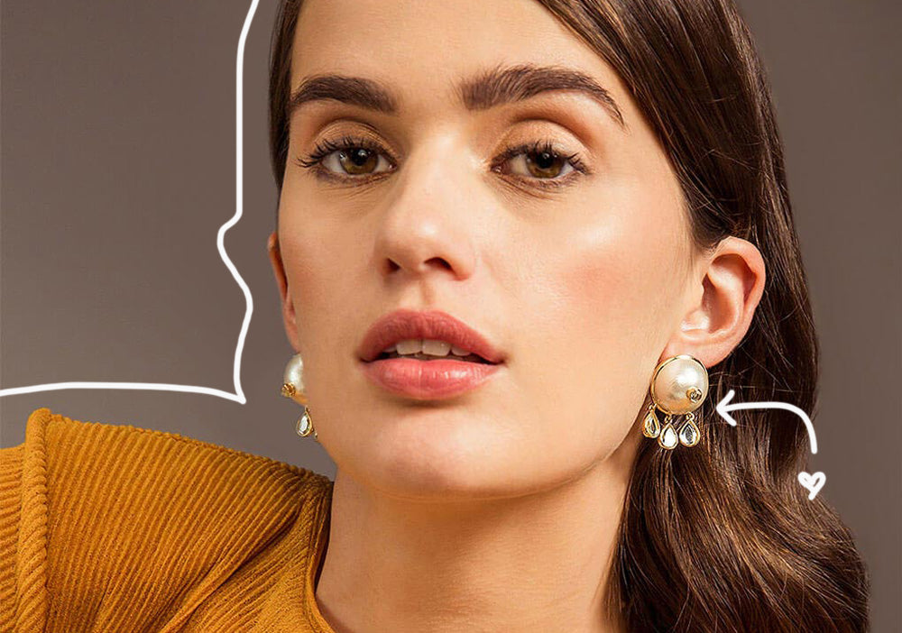 Such a Stud: The Not-So-Dainty Modern Indian Earring Trend