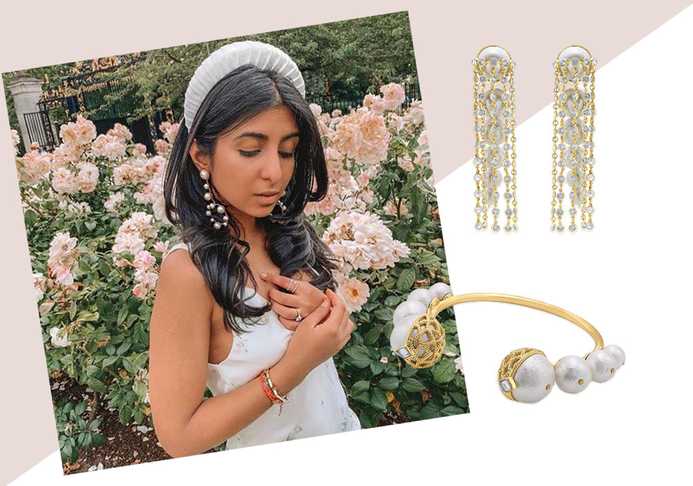 6 Mid-Summer Indian Pearl Jewelry Statements