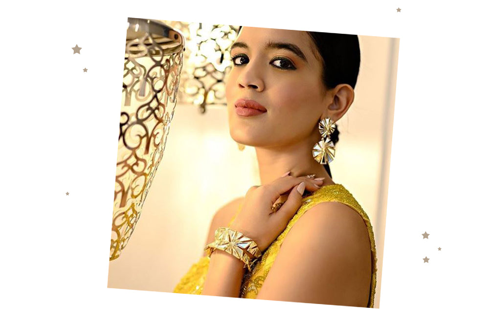 6 Stunning Modern Indian Jewelry Statements to Make in 2020-3