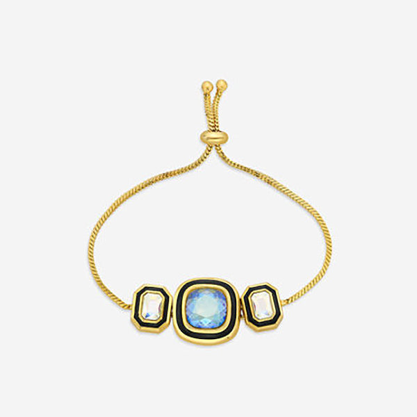 Jewely You Can Travel With - Glitter on the Go Stackable Bolo Bracelet