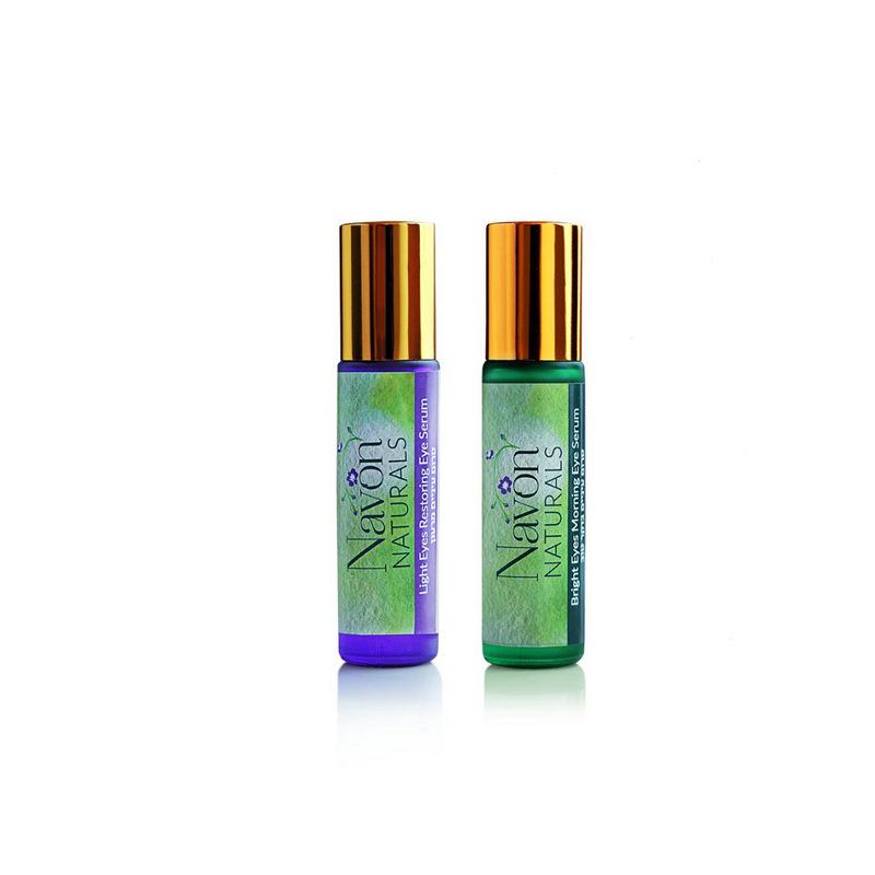 Light Eyes/ Bright Eyes Restorative Eye Serum Set