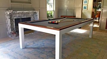 Custom Steel Pool Table