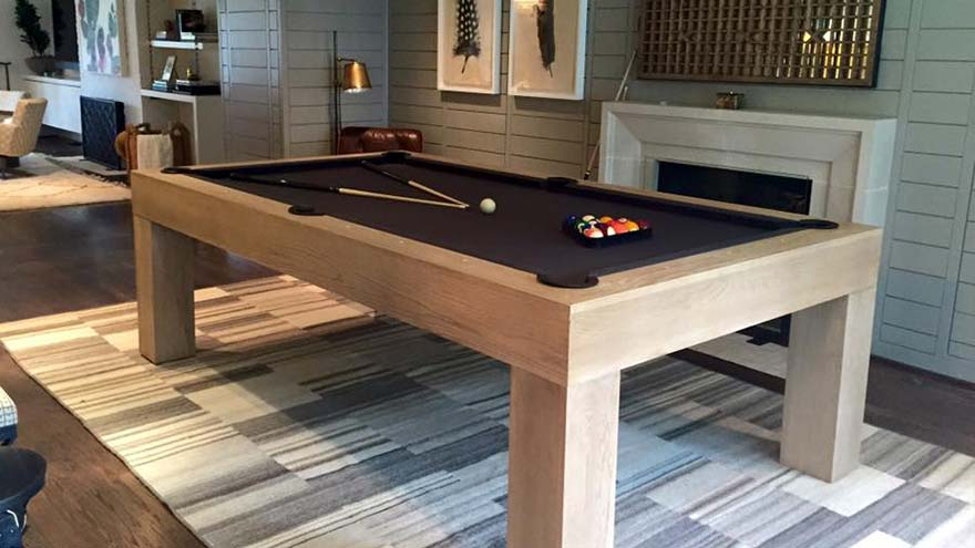 Custom Build Designer Pool Table