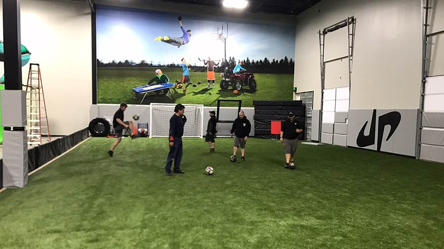 Dude Perfect Frisco Facilities