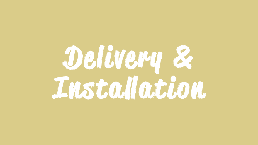 Installation Service Guide
