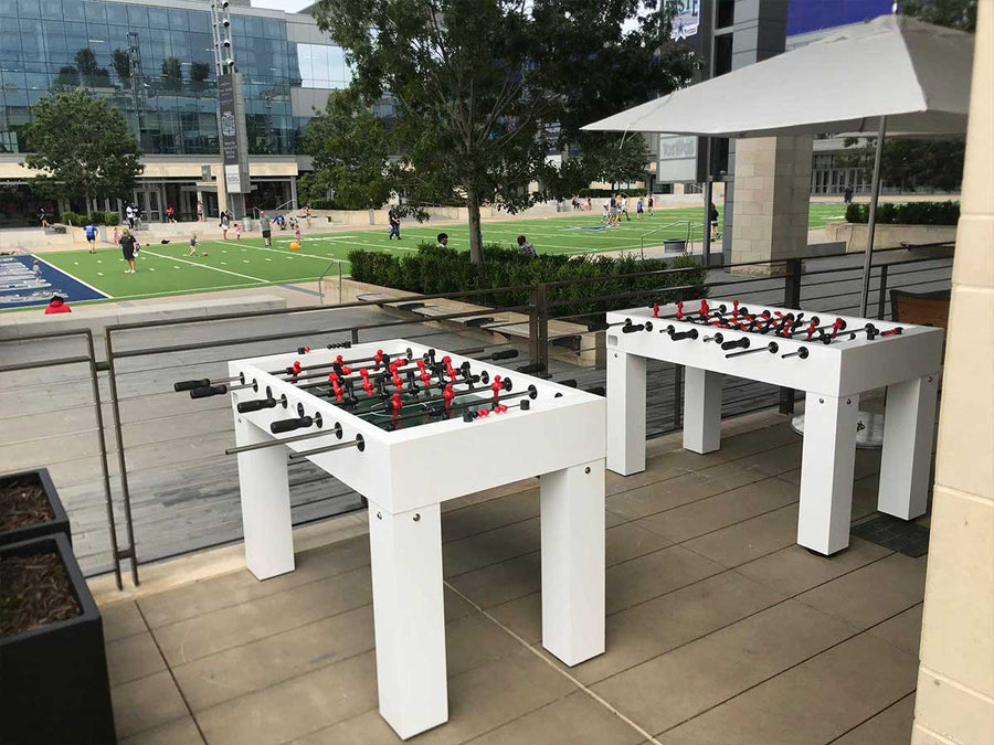 All Weather Foosball