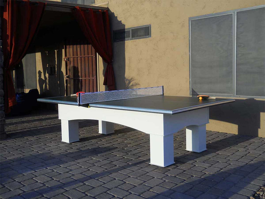 All Weather Table Tennis Conversion Top