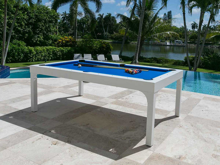 Balcony Pool Table
