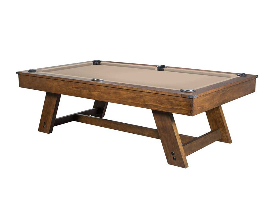 Barren Pool Table