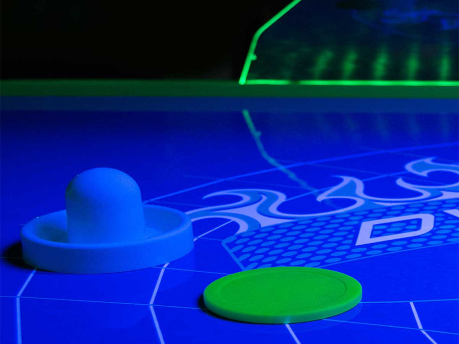 Black Hole Air Hockey
