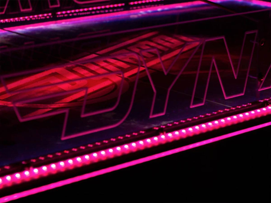 Cosmic Thunder Air Hockey