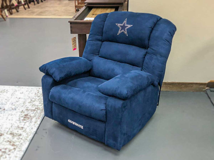 Cowboys Recliner - Display Model